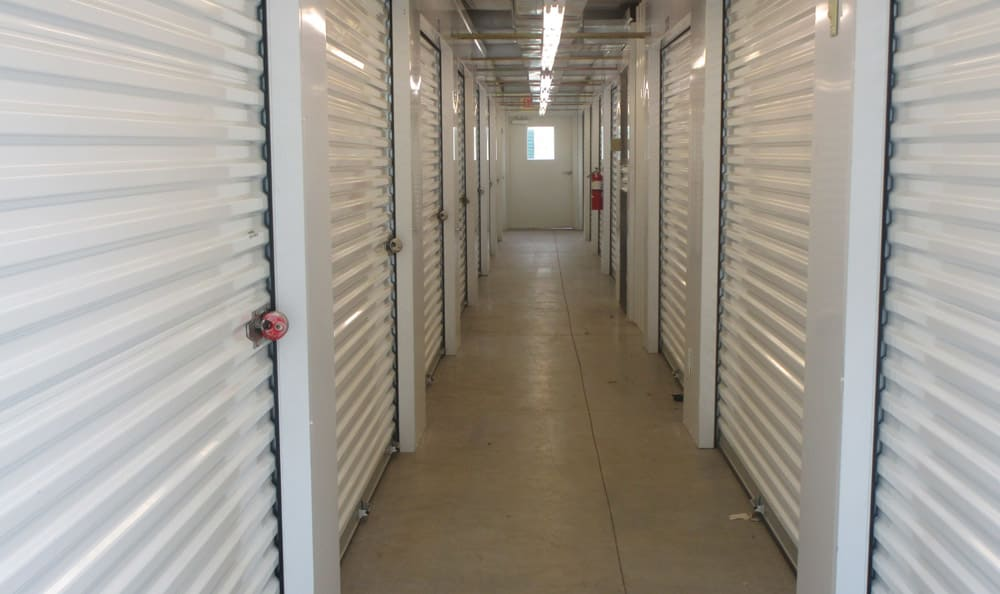 Indoor Storage Units at Compass Self Storage in Goldsboro, NC