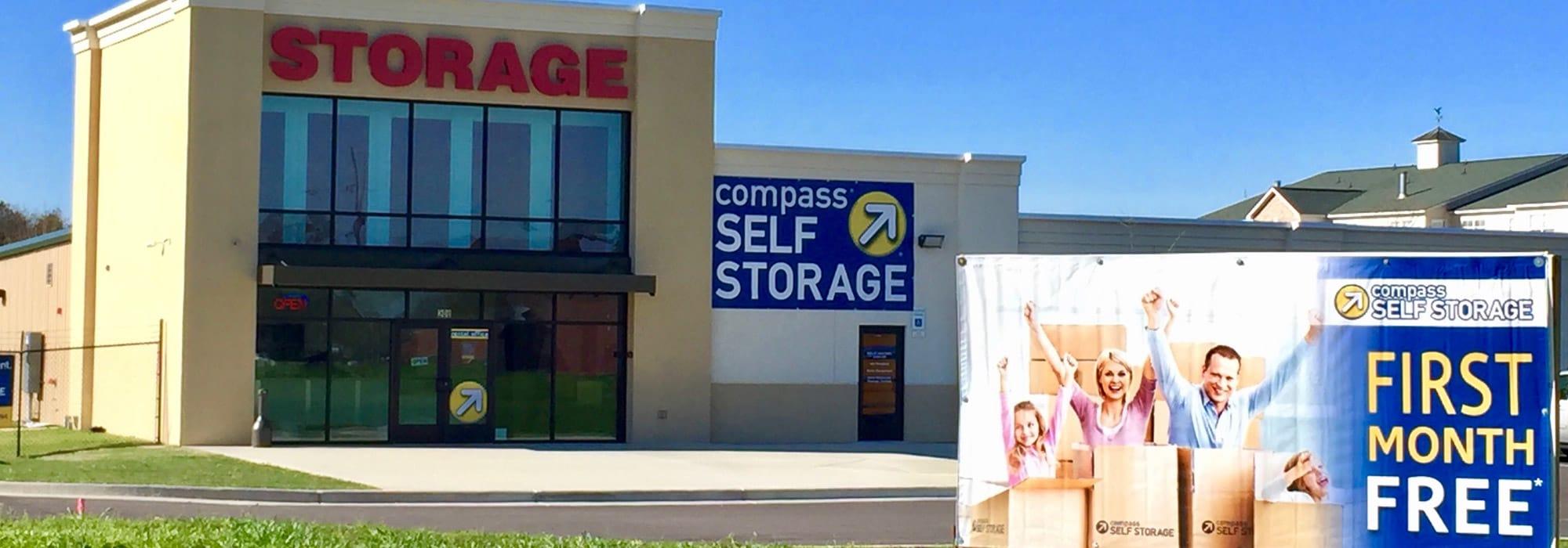 Self Storage In Montgomery Al