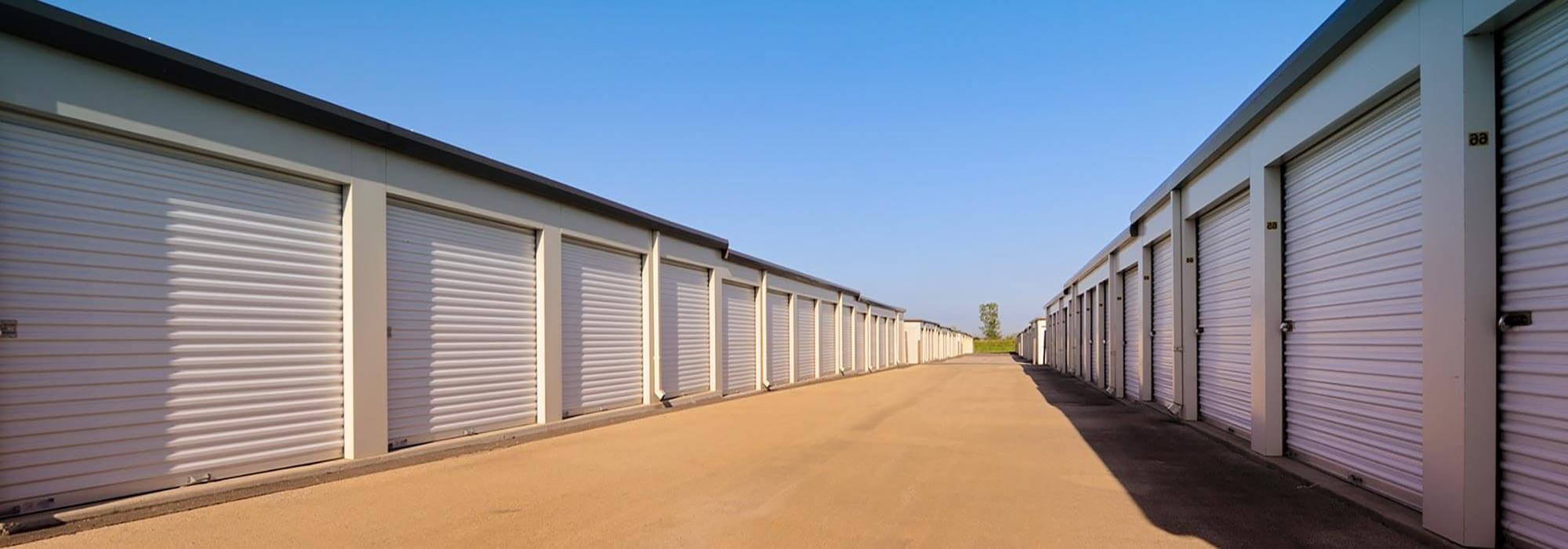 Self storage in Whitsett NC