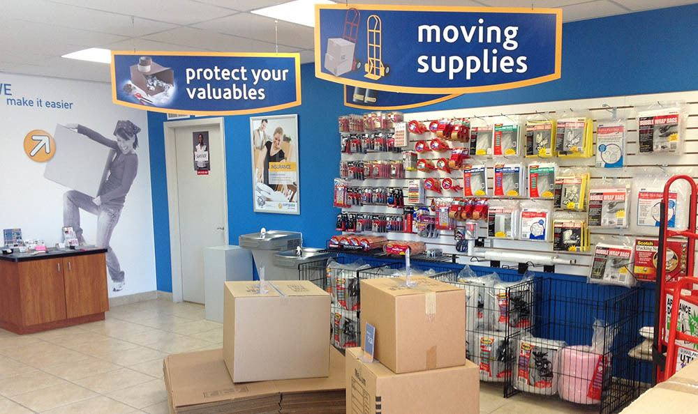 Moving Supplies at Compass Self Storage in Conyers, GA