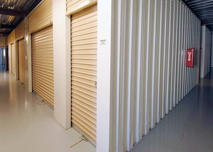 Storage features offered at Compass Self Storage in Lutz