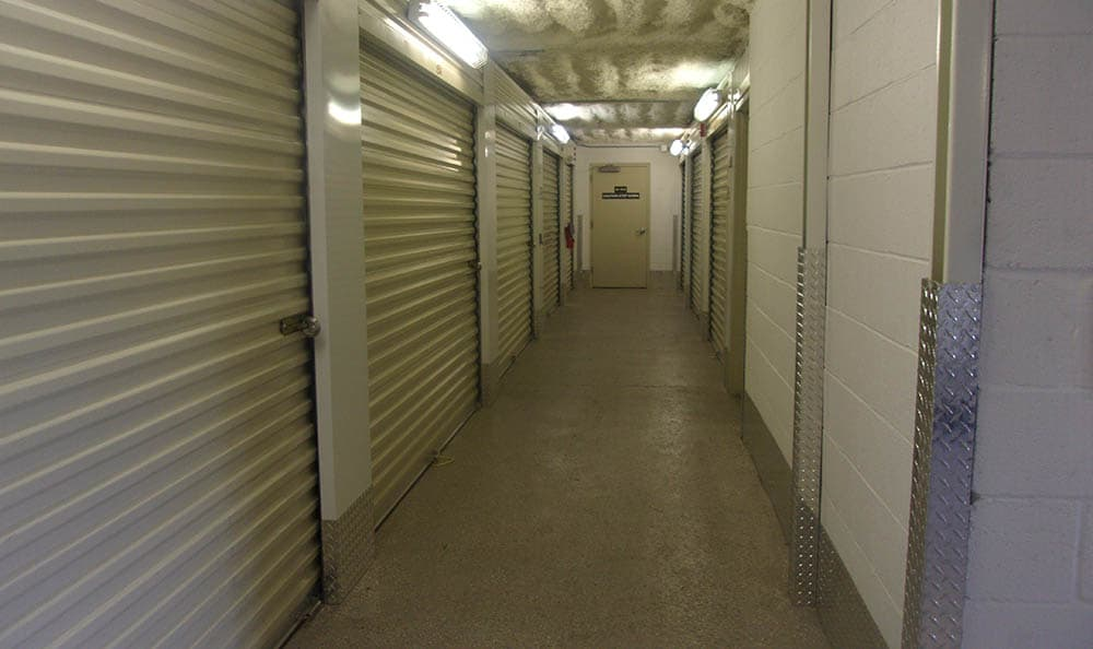 Storage features offered at Compass Self Storage in Deptford