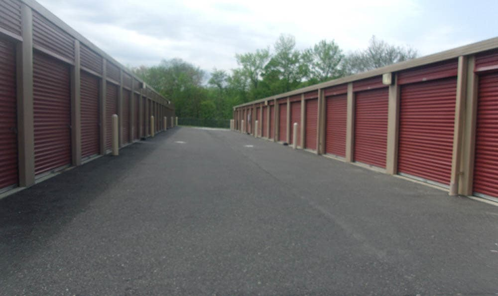 Drive Up Storage Units at Compass Self Storage in Deptford, NJ