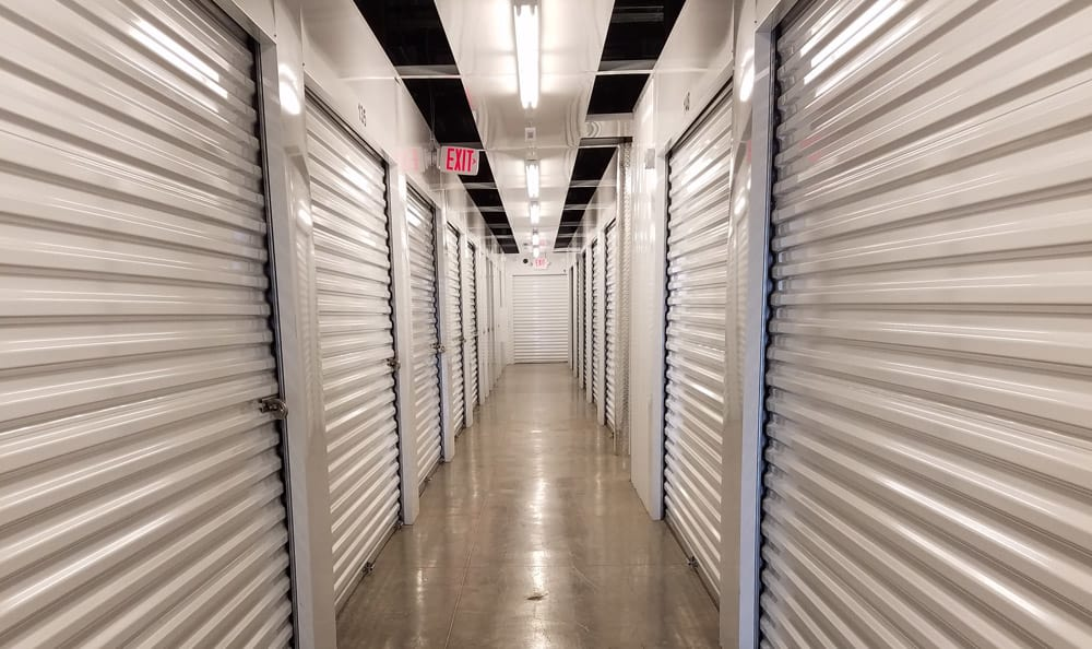 Interior Units at Compass Self Storage in Smyrna, TN