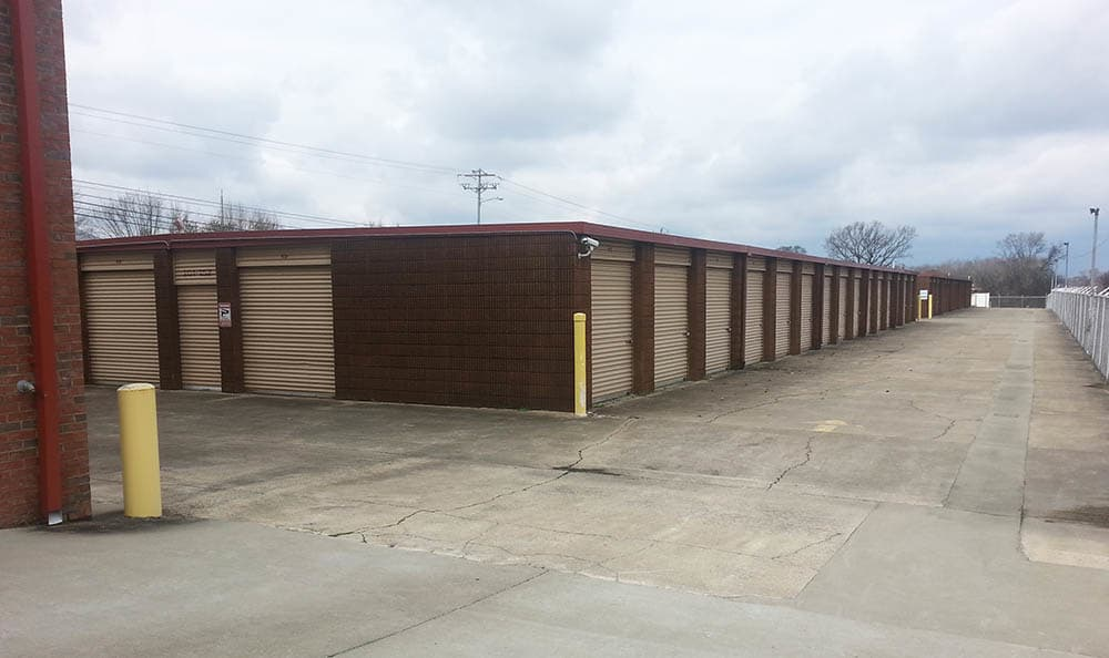 Storage features offered at Compass Self Storage in Smyrna