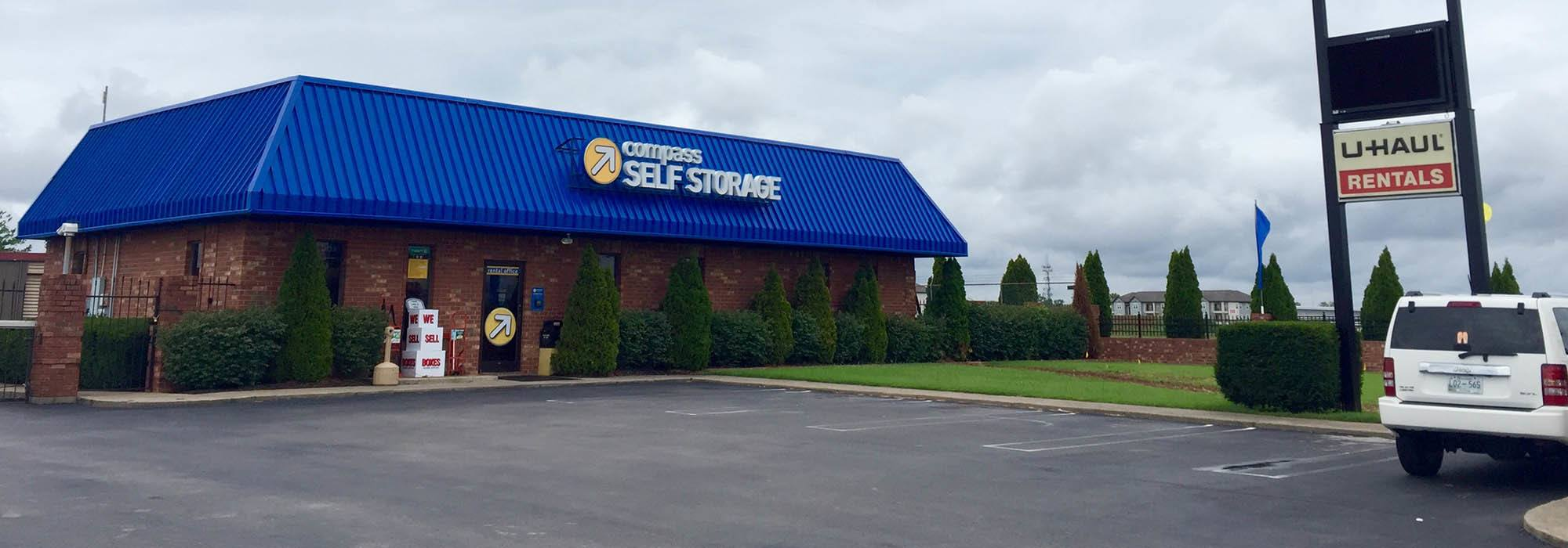 Self storage in Smyrna TN