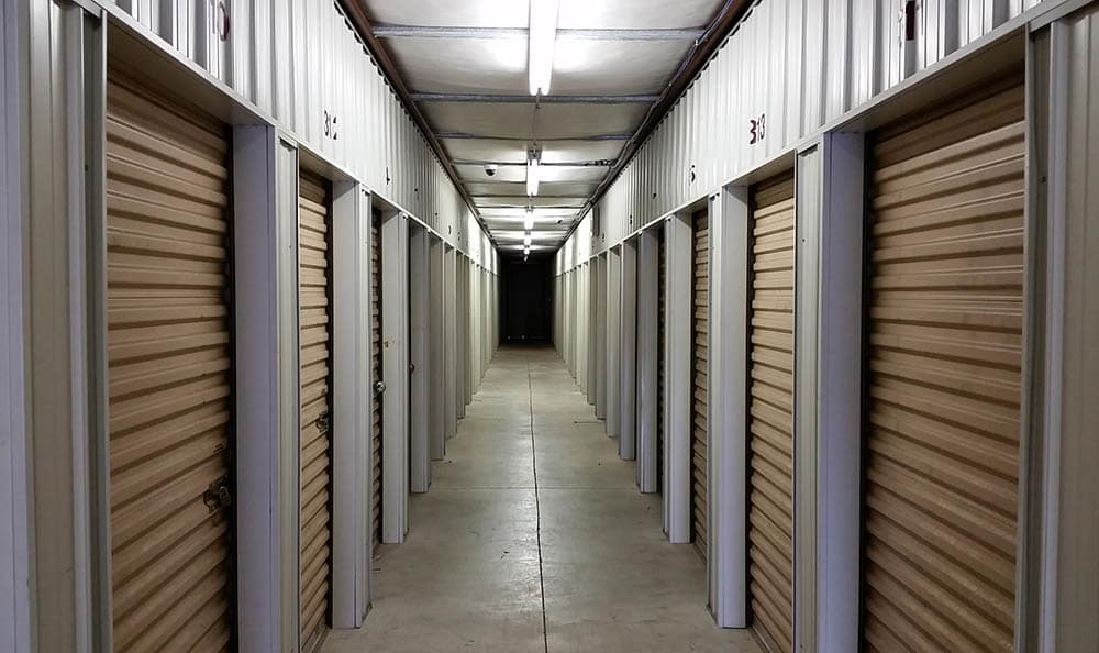 Climate Controlled Storage Units at Compass Self Storage in Smyrna, TN