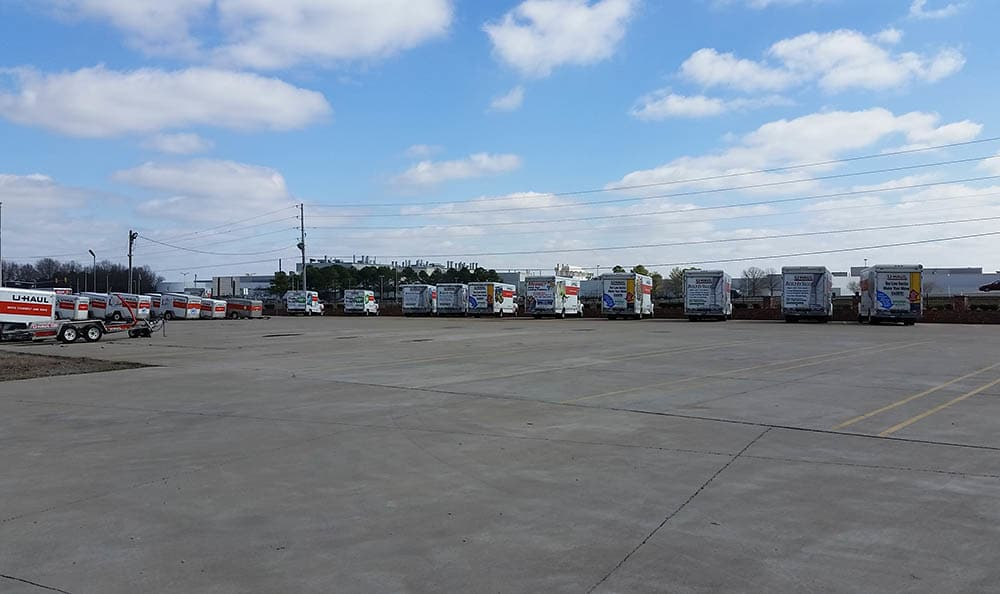 U-haul Rental at Compass Self Storage in Smyrna, TN