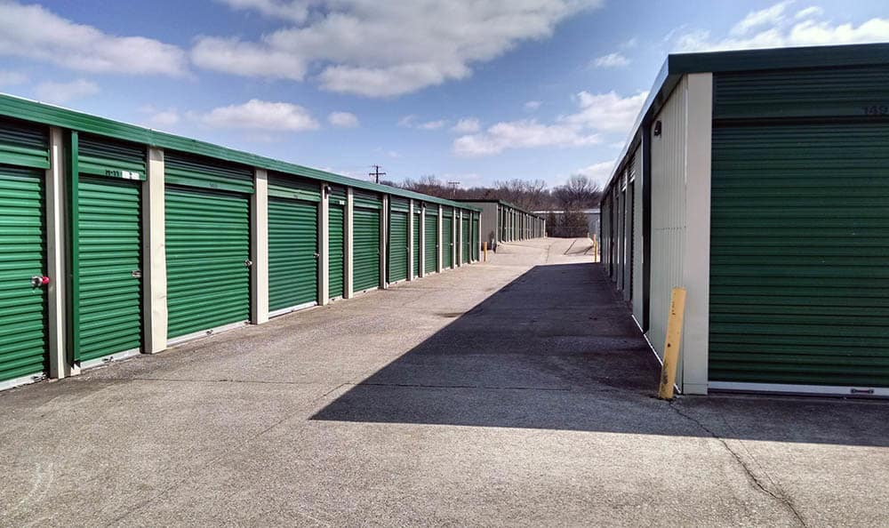 Storage features offered at Compass Self Storage in La Vergne
