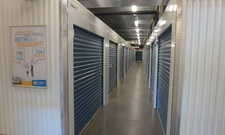 Storage features offered at Compass Self Storage in Sarasota