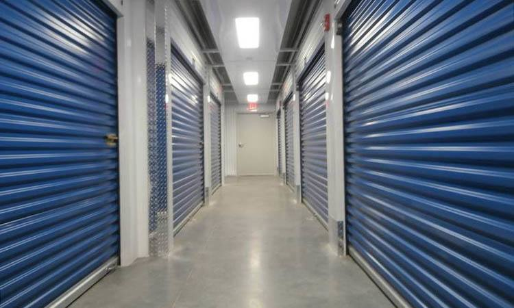 Storage features offered at Compass Self Storage in Oxford