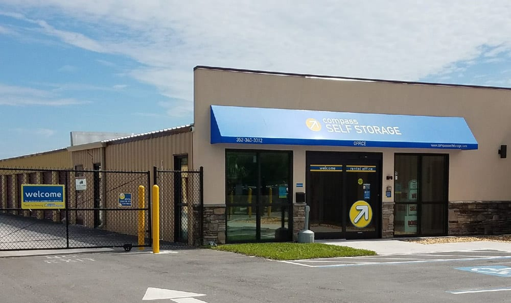 Welcome To Compass Self Storage in Spring Hill, FL
