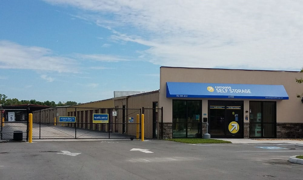 Office at Compass Self Storage in Spring Hill, FL