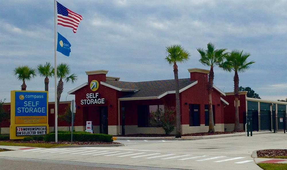 For All Your Moving And Packing Needs - Compass Self Storage in Orlando, FL