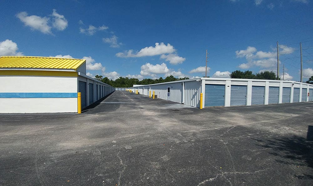 Secure Storage at Compass Self Storage in Oviedo, FL