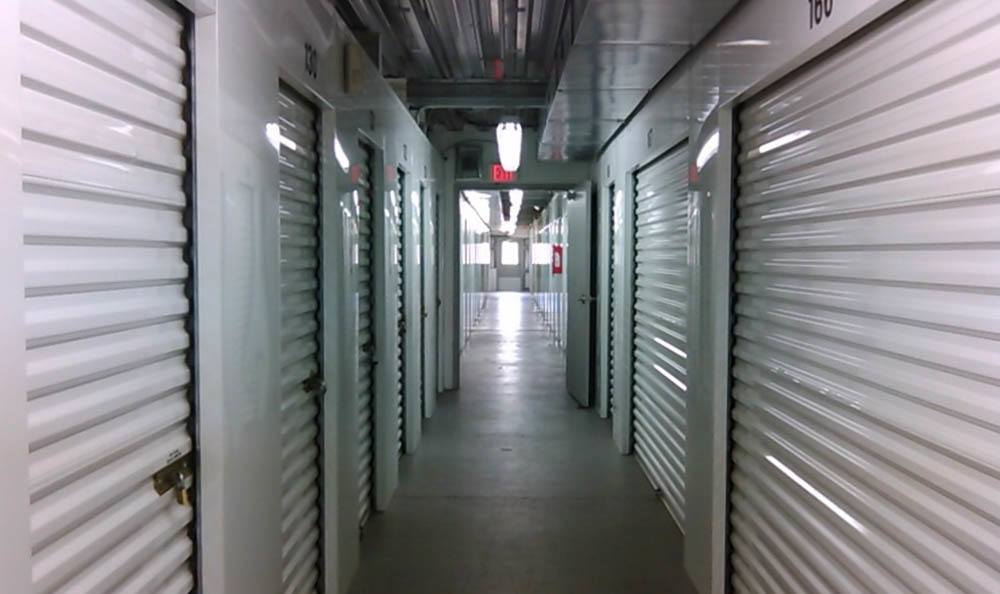 Storage features offered at Compass Self Storage in Jacksonville