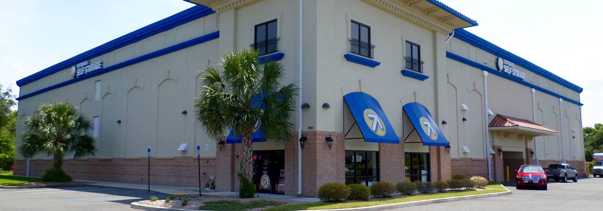 Self storage in Fernandina Beach FL