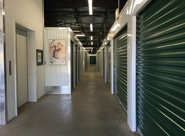 Storage features offered at Compass Self Storage in Novi