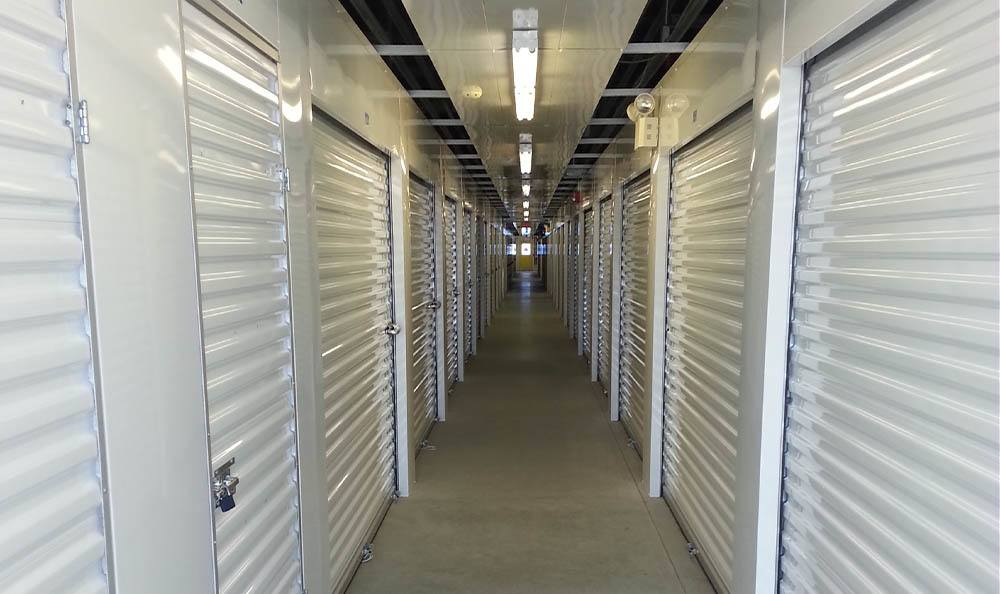 Climate Controlled Storage Units at Compass Self Storage in Shelby Township, MI