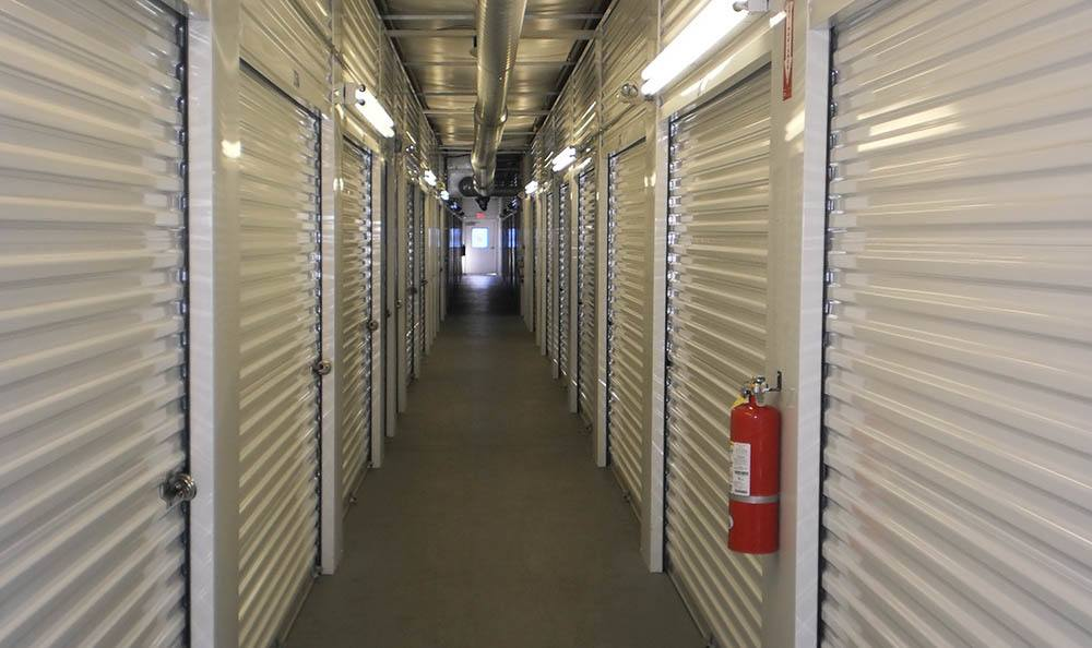 Climate Controlled Storage Units at Compass Self Storage in Fraser, MI