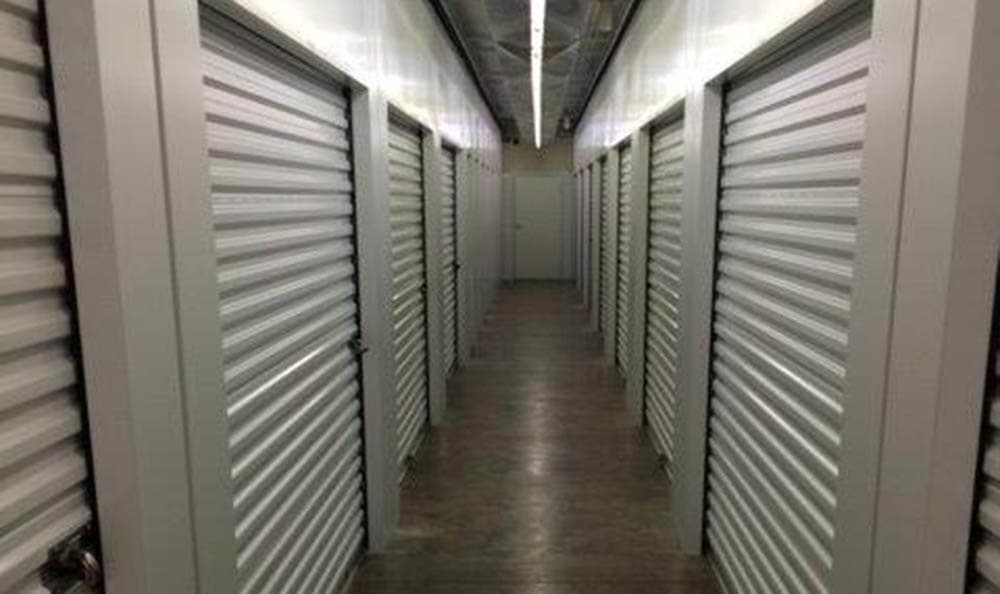 Climate Controlled Storage Units at Compass Self Storage in Jackson, MI