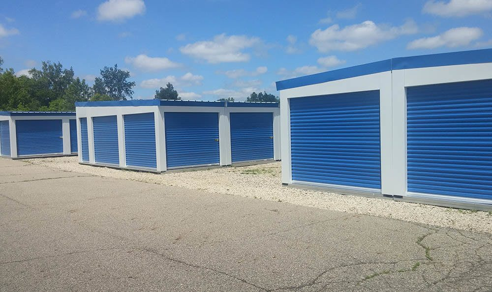 Storage Features Offered At Comp Self In East Lansing