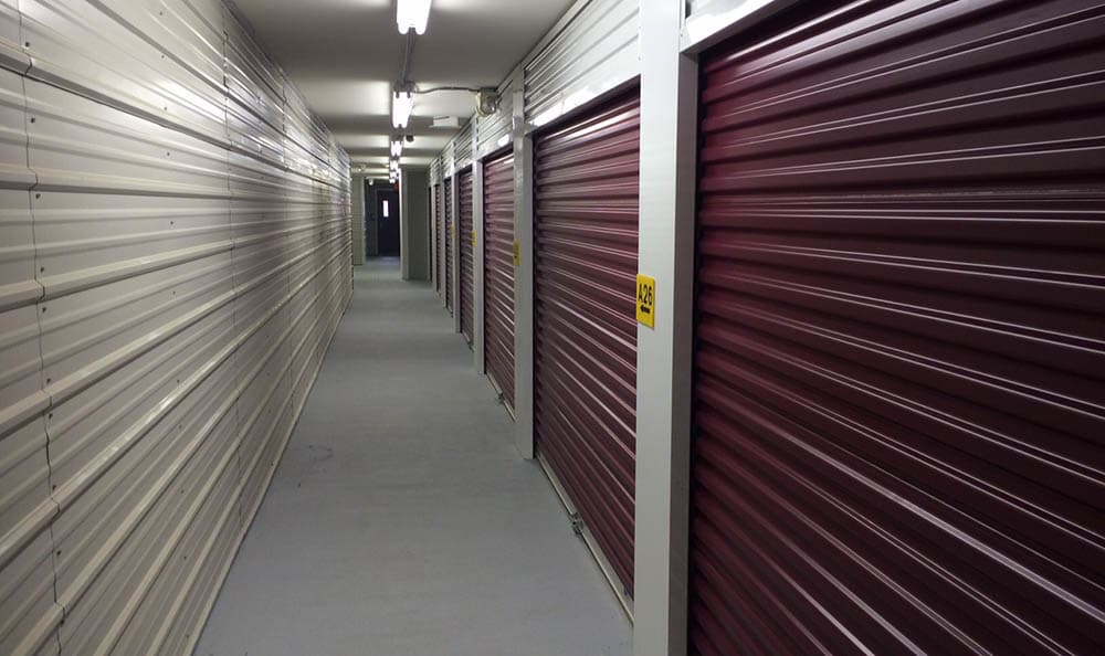 Storage features offered at Compass Self Storage in Roseville