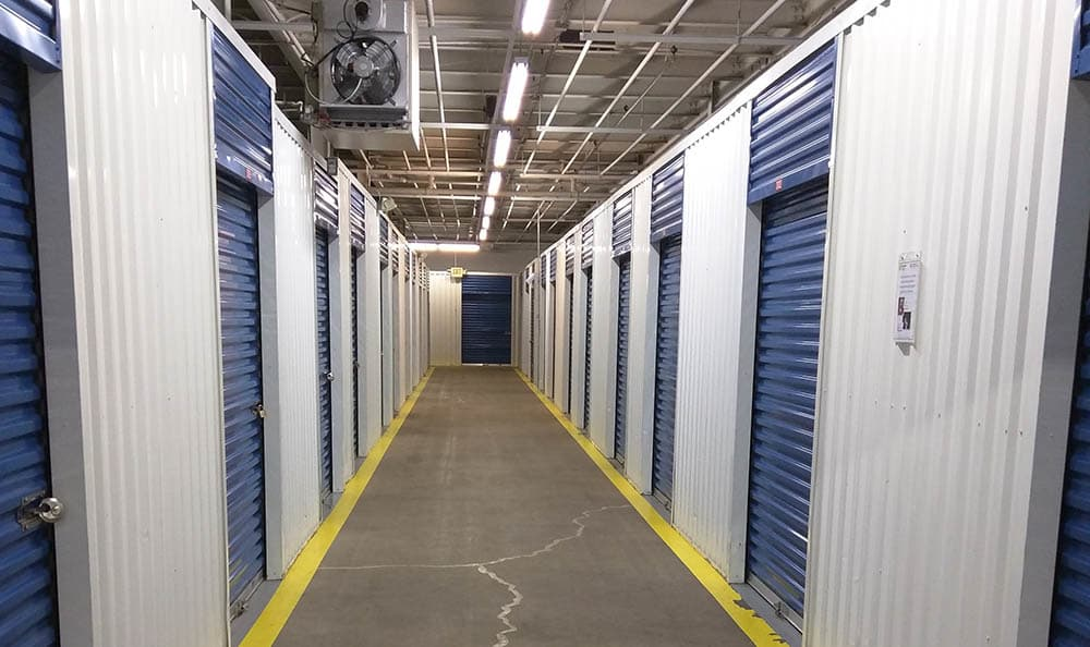 Climate Controlled Storage Units at Compass Self Storage in Pittsburgh, PA