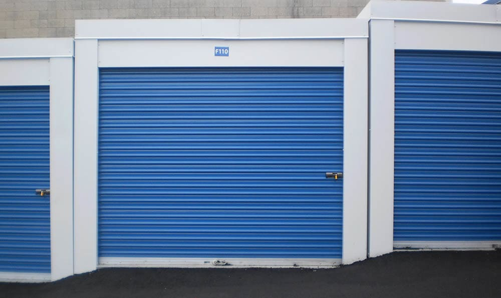 Exterior Storage Units at Compass Self Storage in Pittsburgh, PA