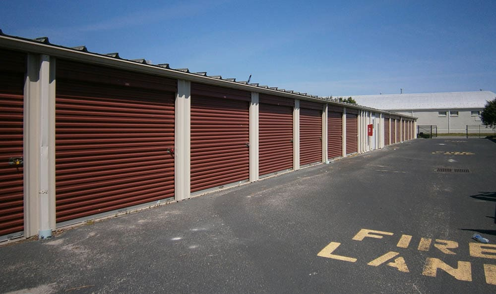 Drive Up Storage Units at Compass Self Storage in Neptune, NJ