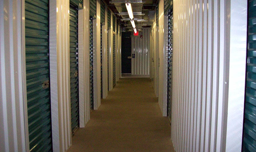 Storage features offered at Compass Self Storage in Manville