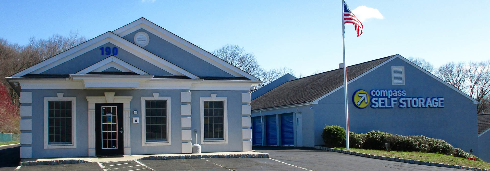 Self storage in Asbury NJ