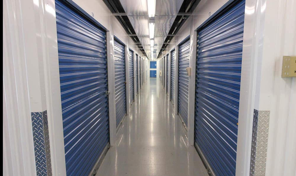 Climate Controlled Storage Units at Compass Self Storage in Philadelphia, PA