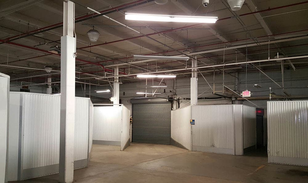 Indoor Storage Units at Compass Self Storage in Philadelphia, PA