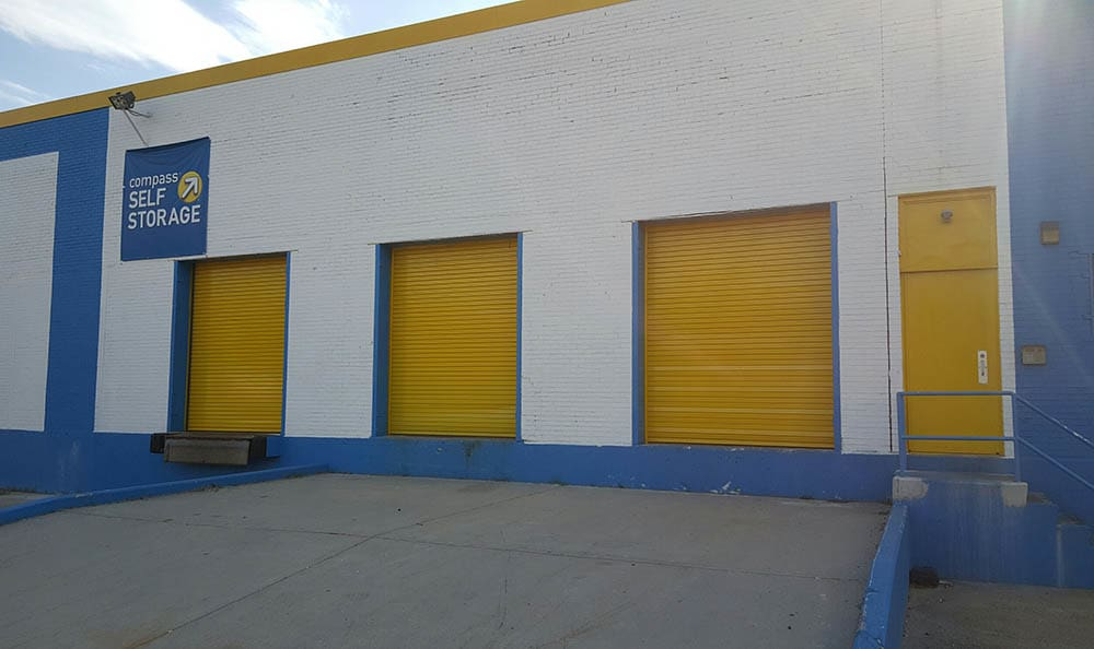 Loading Bay at Compass Self Storage in Philadelphia, PA