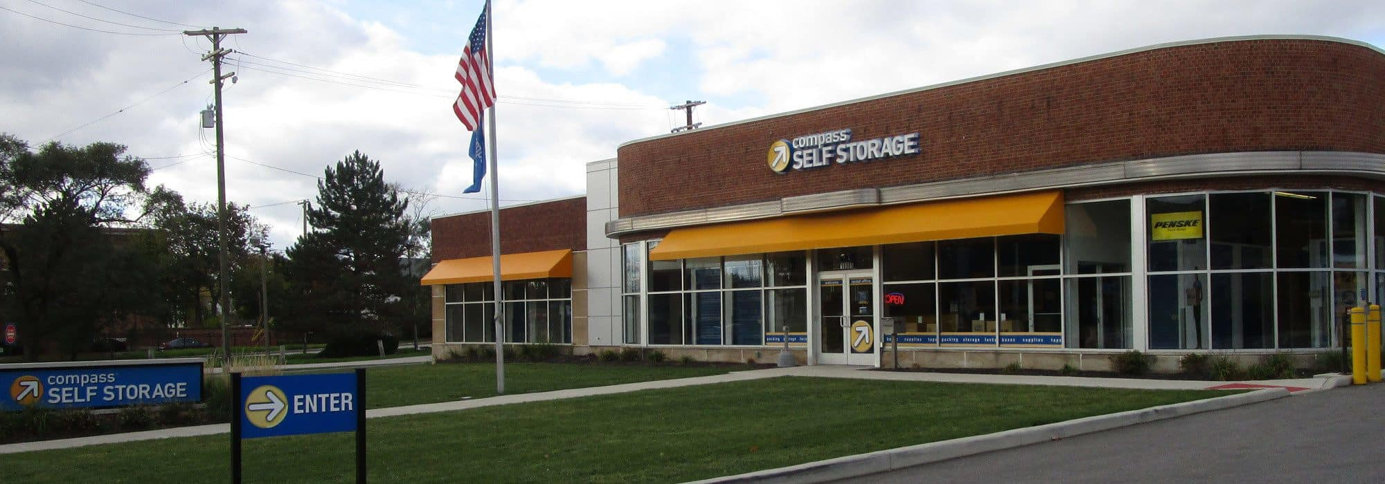 Self storage in Shaker Heights OH
