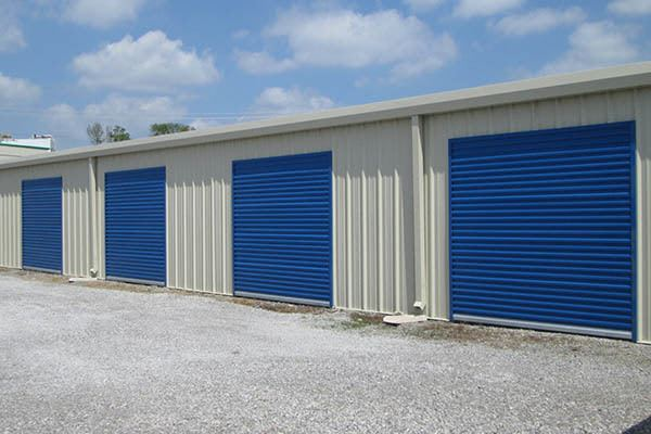 Storage features offered at Compass Self Storage in Florence
