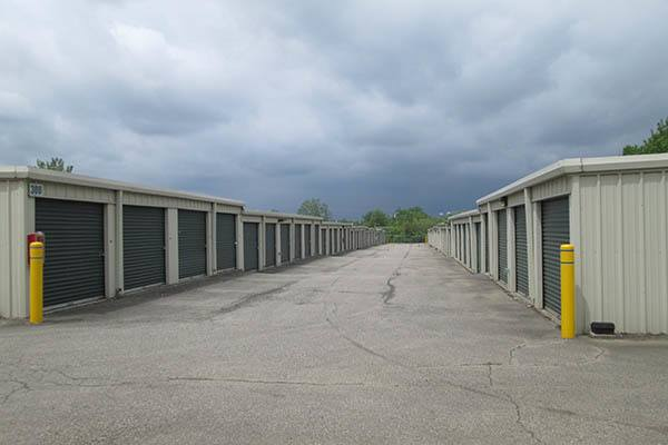Storage features offered at Compass Self Storage in Hamilton