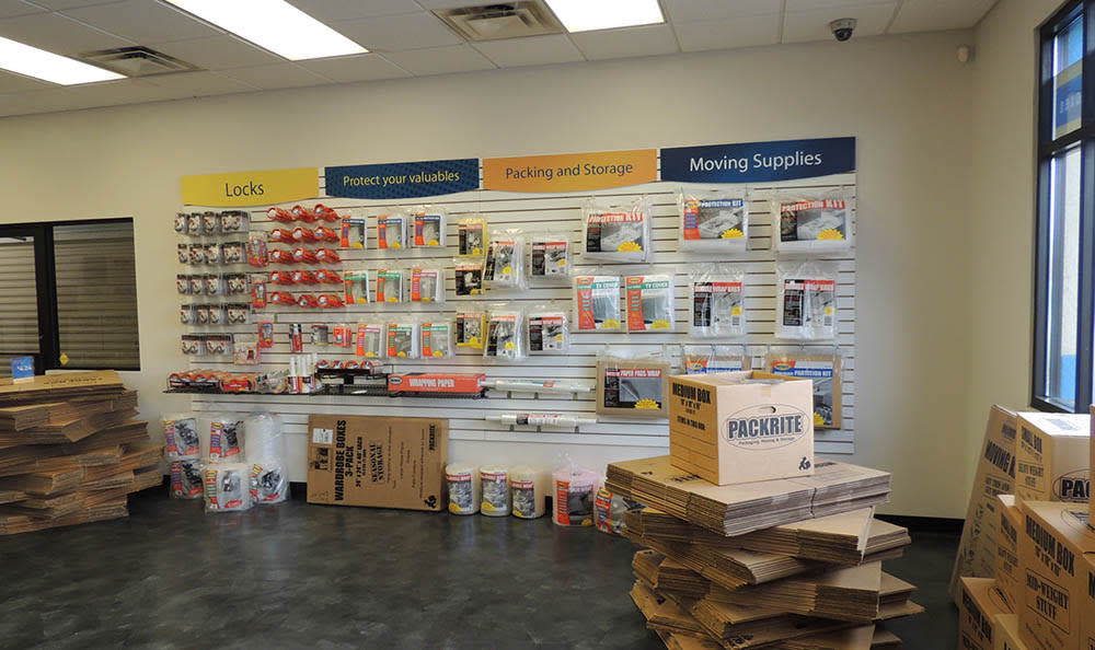 Boxes And Moving Supplies at Compass Self Storage in Smyrna, GA