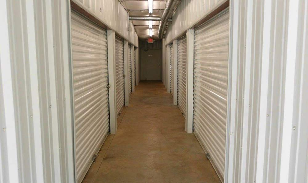 Climate Controlled Storage Units at Compass Self Storage in Conyers, GA