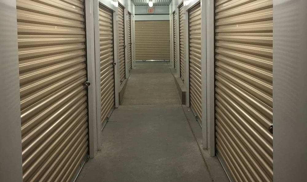 Climate Controlled Storage Units at Compass Self Storage in Marietta, GA