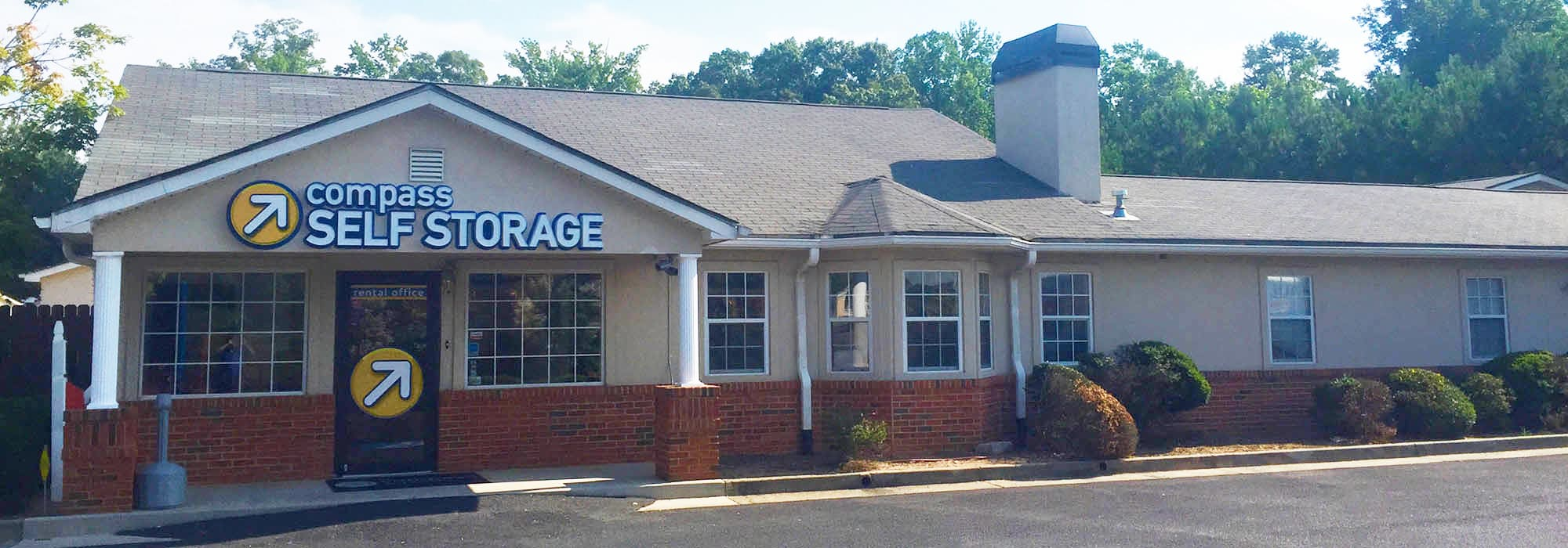 Self storage in Marietta GA