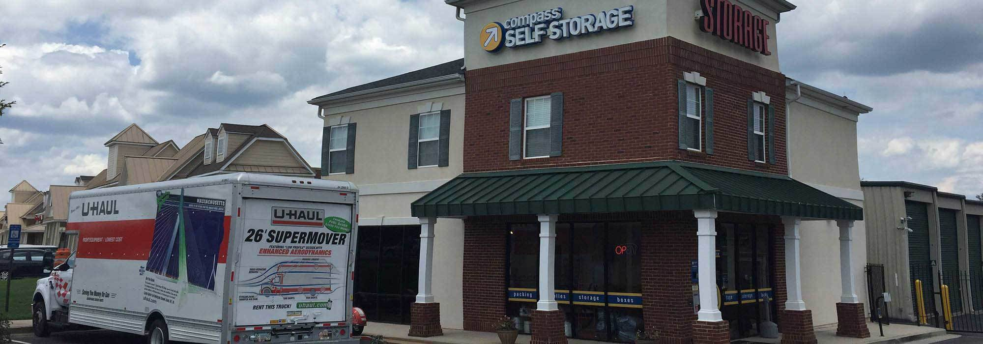 Self storage in McDonough GA