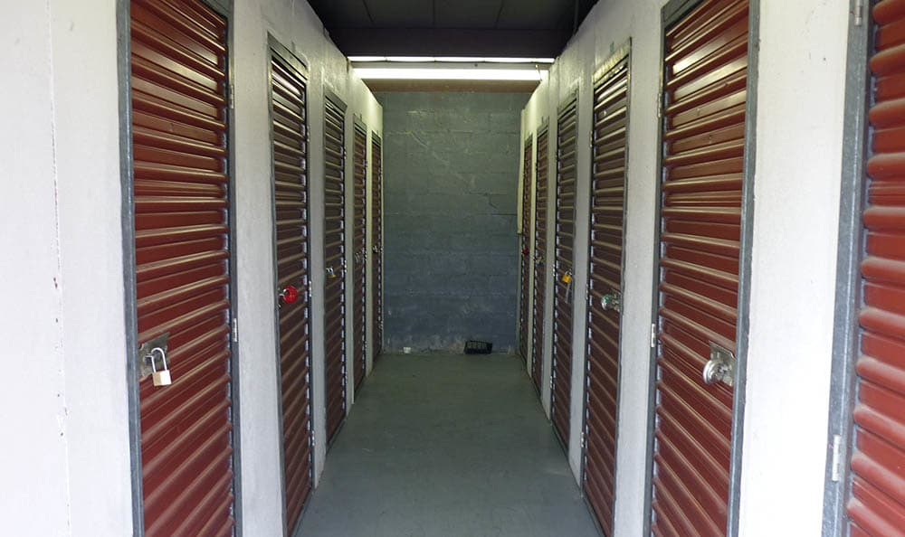 Climate Controlled Storage Units at Compass Self Storage in Memphis, TN