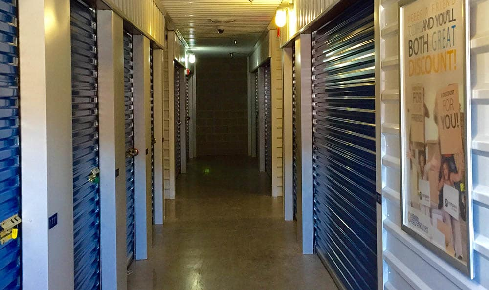 Climate Controlled Storage Units at Compass Self Storage in Grand Prairie, TX