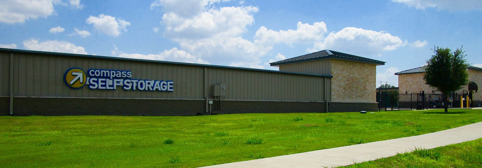Self storage in Fate TX
