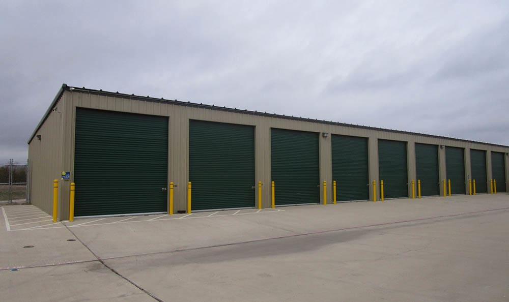 Rv Storage at Compass Self Storage in Fate, TX