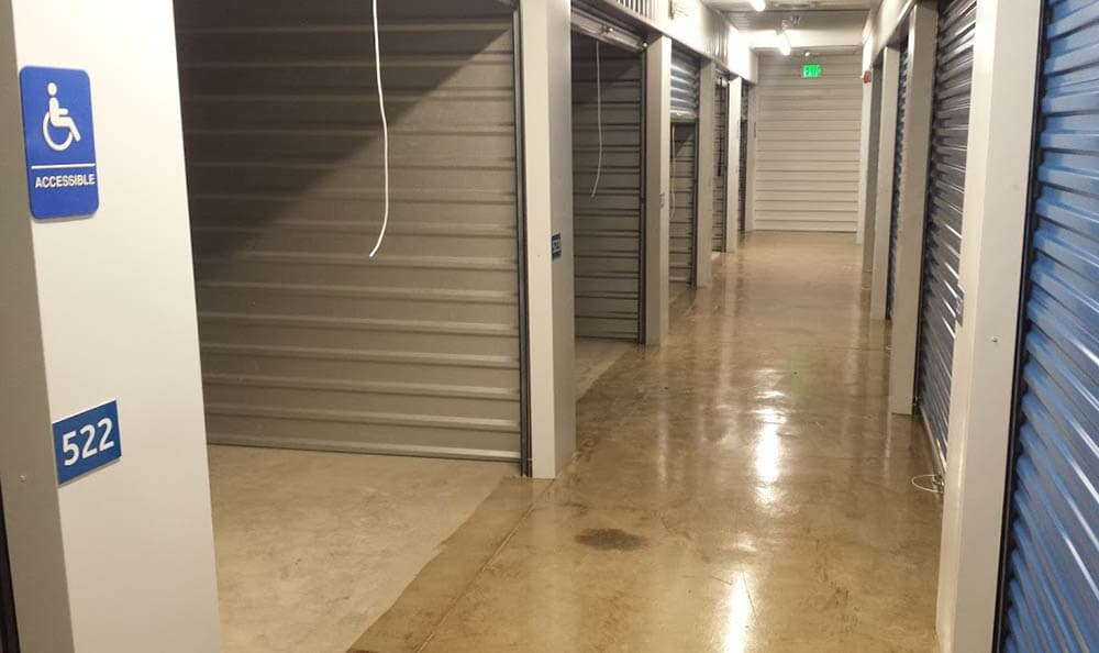 Climate Controlled Storage Units at Compass Self Storage in Mansfield