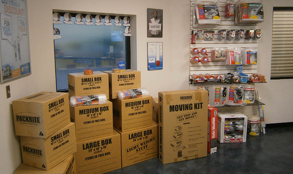 Packing And Moving Supplies at Compass Self Storage in Duluth, GA