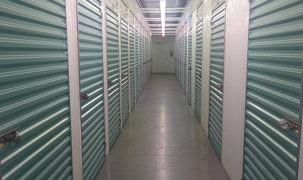 Storage features offered at Compass Self Storage in Florida City